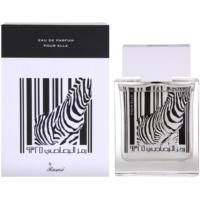 Rasasi Rumz Al Rasasi Zebra Pour Elle parfémovaná voda pre ženy