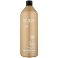 šampon pro suché a křehké vlasy