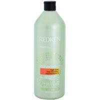 Redken Curvaceous cremiges Shampoo für Dauerwelle und welliges Haar