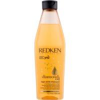 Gel-Shampoo für glanzloses Haar