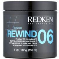 Redken Texturize Rewind 06 styling modellező paszta hajra hajra