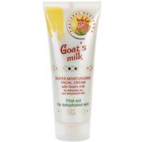 creme facial hidratante com leite de cabra