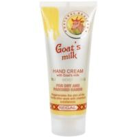 krema za roke s kozjim mlekom