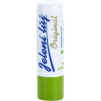 Deer Tallow Lip Balm with Tea Tree Oil and Lemon Balm