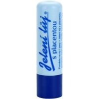 бальзам для губ з плацентою