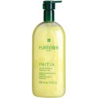 szampon do nabłyszczania i zmiękczania włosów