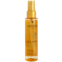 ochranný olej pro vlasy namáhané chlórem, sluncem a slanou vodou