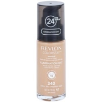 Long-Lasting Mattifying Foundation SPF 15