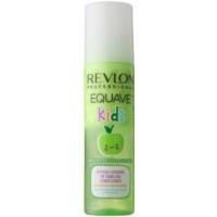 Revlon Professional Equave Kids après-shampoing hypoallergénique sans rinçage pour des cheveux faciles à démêler