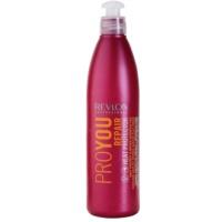 zaščitni šampon za toplotno oblikovanje las