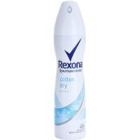 Rexona Dry & Fresh Cotton антиперспирант-спрей 48 часа