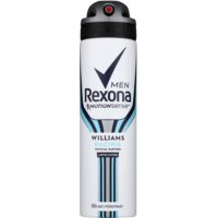 Rexona Williams Racing Limited Edition antiperspirant v spreji pre mužov