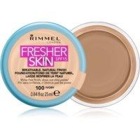 Rimmel Fresher Skin ultraleichtes Foundation LSF 15