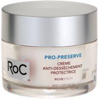 Schutzcreme für trockene Haut