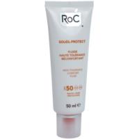 Schutz-Fluid für sehr empfindliche Haut SPF 50