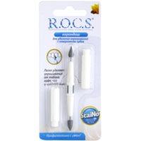 Baton pentru indepartarea petelor de pe dinti