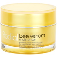 crema facial hidratante con veneno de abejas