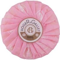 Roger & Gallet Rose jabón sólido en caja
