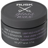 Hair Wax Light Hold