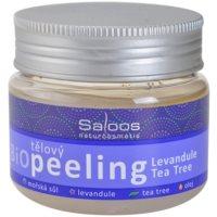 Saloos Bio Peeling testpeeling
