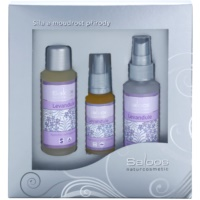 Saloos Face Care Set lote cosmético Lavender II.