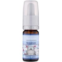 Saloos Pregnancy and Maternal Oil detský olej k starostlivosti o nos a jeho okolie pri nachladení