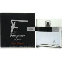 Salvatore Ferragamo F by Ferragamo Black toaletna voda za moške