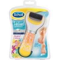 Scholl Velvet Smooth lima elétrica para os pés