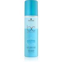 Schwarzkopf Professional BC Bonacure Moisture Kick hydratačný kondicionér v spreji pre normálne až suché vlasy