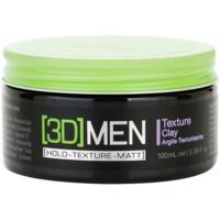 Schwarzkopf Professional [3D] MEN modellierende Paste starke Fixierung