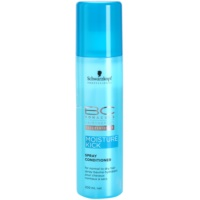 Schwarzkopf Professional BC Bonacure Moisture Kick Spray Conditioner For Normal To Dry Hair
