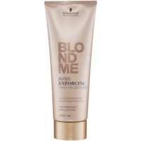 Ammonia-Free Lightening Cream For Blonde Hair