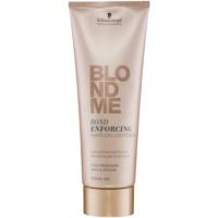 Aufhellende Creme ohne Ammoniak für blonde Haare