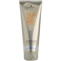 stärkendes Shampoo für kalte Blondtöne