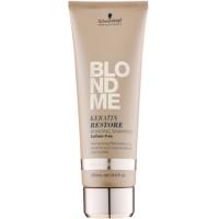 șampon reparator cu keratină pentru toate nuantele de blond
