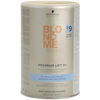 pó aclarador premium 9+ com poeira reduzida