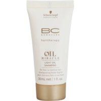 leichtes Öl-Shampoo für alle Haartypen