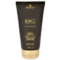 Gold Shimmer Conditioner For All Types Of Hair