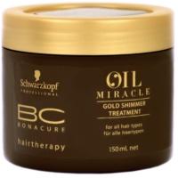 Gold Shimmer Treatment