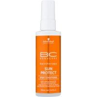 acondicionador en spray para cabello maltratado por el sol