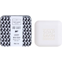 Bar Soap in a Tin Container