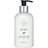 cremige Seife für die Hände