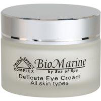 делікатний крем для очей для всіх типів шкіри