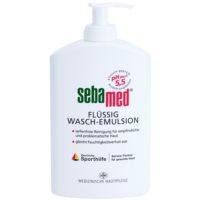 sanfte Wasch-Emulsion für Körper und Gesicht für empfindliche, normale bis fettige Haut