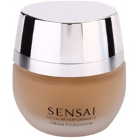 Sensai Cellular Performance Foundations kremowy podkład