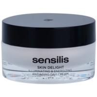 Anti-Falten-Creme für Vitalität und das Aufhellen der Haut LSF 15