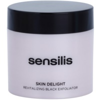 Revitalizing Black Exfoliator