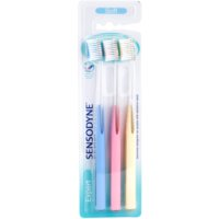 Sensodyne Expert Soft Toothbrushes 3 pcs