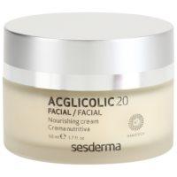 crema rejuvenecedora nutritiva para pieles secas y muy secas