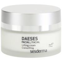 crema con efecto lifting para pieles secas